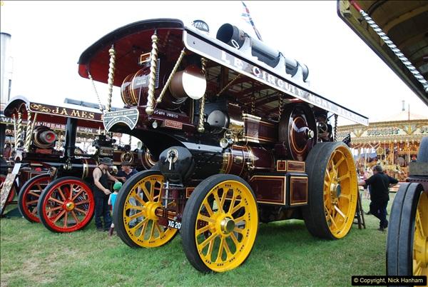 2016-08-25 The GREAT Dorset Steam Fair. (695)696