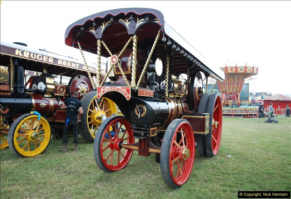 2016-08-25 The GREAT Dorset Steam Fair. (700)701