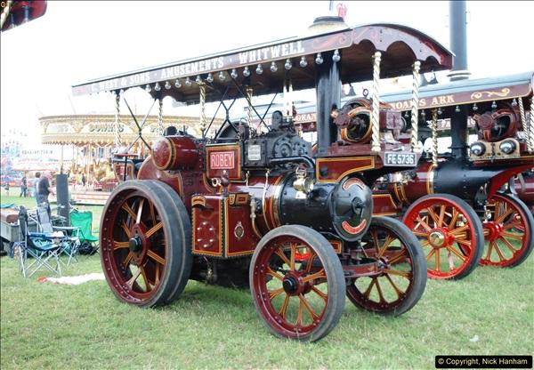 2016-08-25 The GREAT Dorset Steam Fair. (701)702
