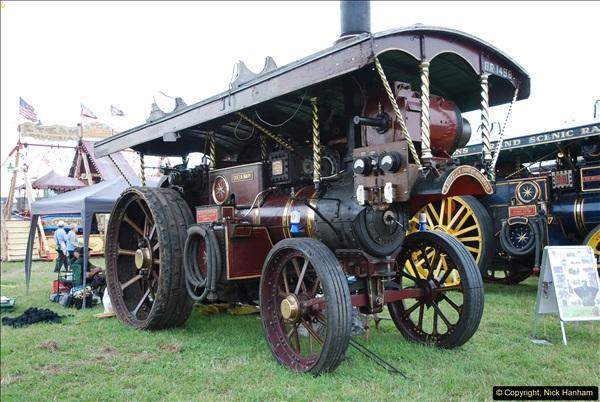 2016-08-25 The GREAT Dorset Steam Fair. (708)709