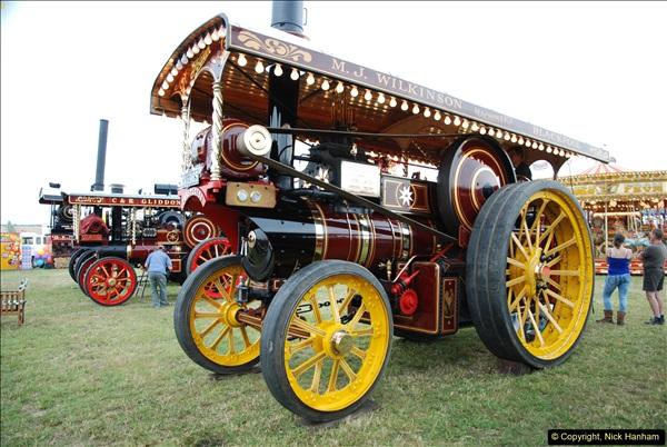 2016-08-25 The GREAT Dorset Steam Fair. (716)717