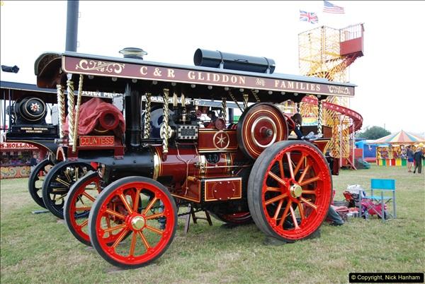 2016-08-25 The GREAT Dorset Steam Fair. (718)719