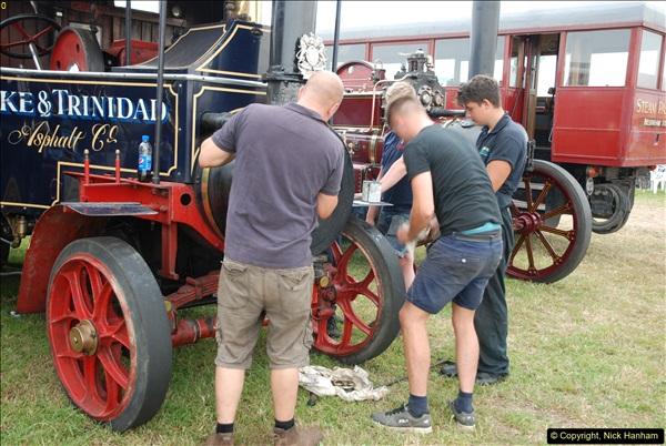 2016-08-25 The GREAT Dorset Steam Fair. (727)728