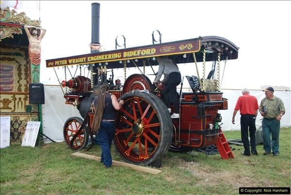 2016-08-25 The GREAT Dorset Steam Fair. (734)735