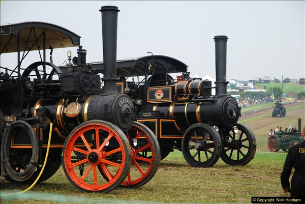2016-08-25 The GREAT Dorset Steam Fair. (787)788