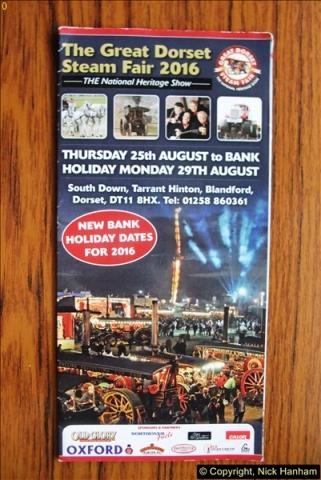 2016-08-25 The GREAT Dorset Steam Fair. (1)001