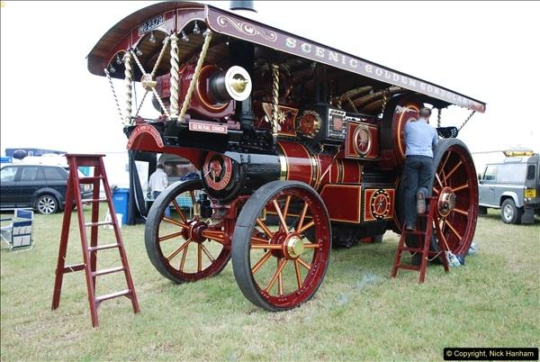 2016-08-25 The GREAT Dorset Steam Fair. (551)552