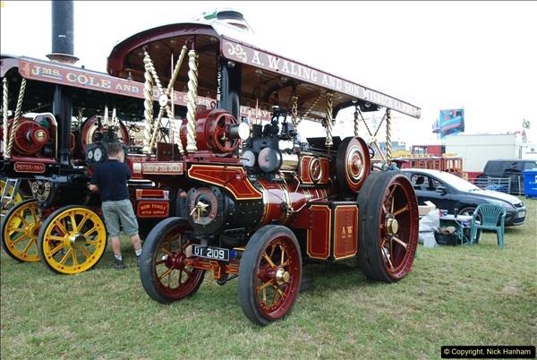 2016-08-25 The GREAT Dorset Steam Fair. (686)687
