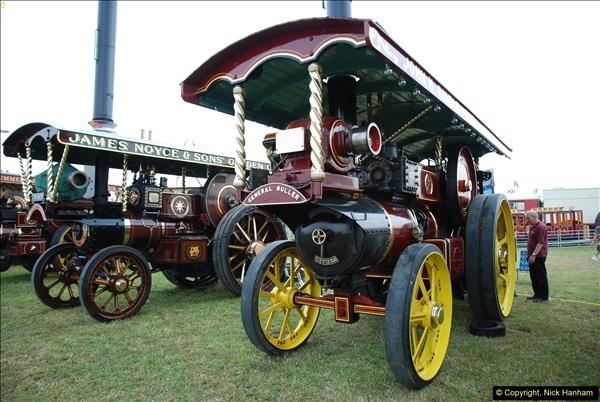 2016-08-25 The GREAT Dorset Steam Fair. (688)689