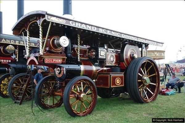 2016-08-25 The GREAT Dorset Steam Fair. (691)692