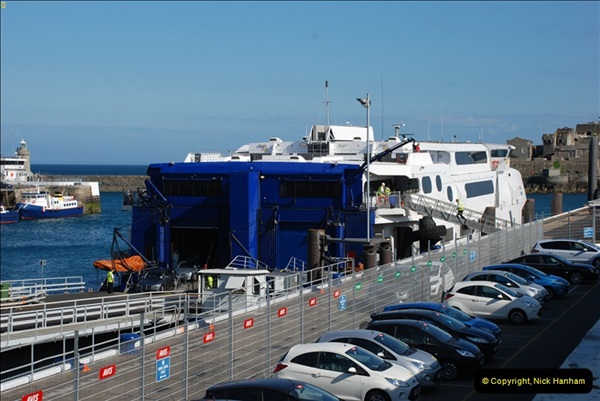 2012-06-28 Poole - Guernsey - Poole via Condor Ferries Fast Cat.  (303)