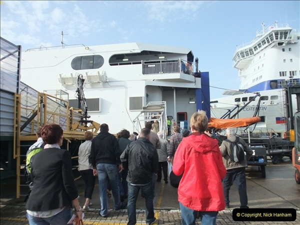 2012-06-28 Poole - Guernsey - Poole via Condor Ferries Fast Cat.  (2)