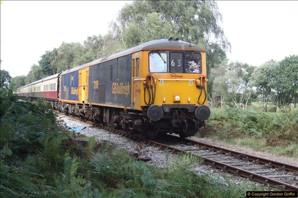 2016-09-24 73107 & 73109 In bound to Swanage on the SR.  (1)25