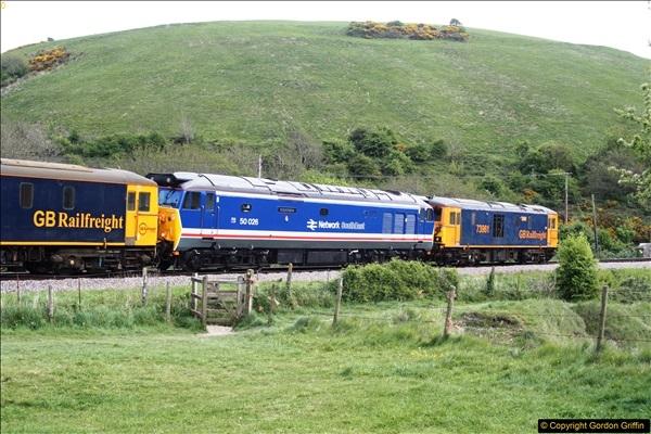 2017-05-05 Corfe Castle, Swanage Railway.  (1)38