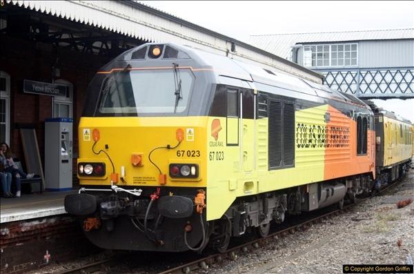 2017-06-29 2 X Colas 67s on NRMT test train.  (1)53