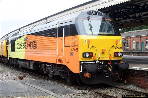 2017-06-29 2 X Colas 67s on NRMT test train.  (2)54