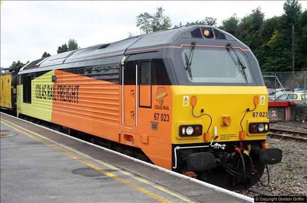 2017-06-29 2 X Colas 67s on NRMT test train.  (4)56