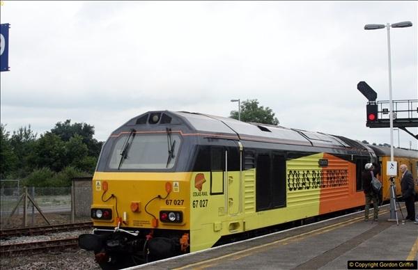 2017-06-29 2 X Colas 67s on NRMT test train.  (5)57