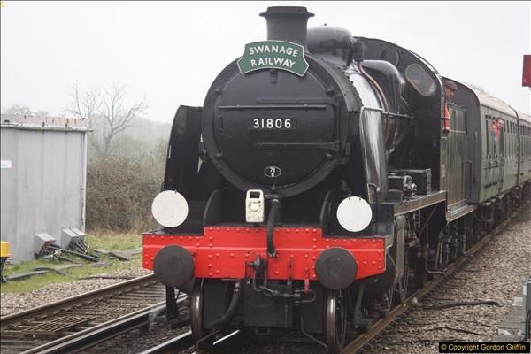 2018 Dorset rail events Main Line & Swanage.  (1)71