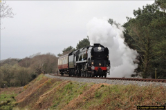 2017-03-31 to 04-02 Strictly Bulleid at the Swanage Railway.  (1)33