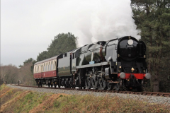 2017-03-31 to 04-02 Strictly Bulleid at the Swanage Railway.  (2)34