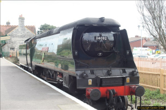2017-03-31 to 04-02 Strictly Bulleid at the Swanage Railway.  (4)36