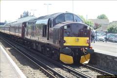 2017-06-13 First SR train into Wareham.  (3)44