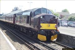 2017-06-13 First SR train into Wareham.  (4)45