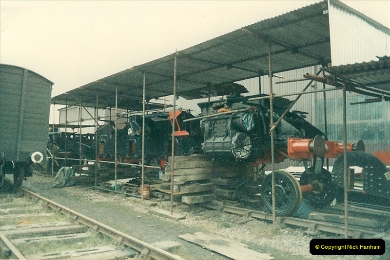 1988-04-20 The Gloucestershire & Warwickshire, Railway @ Toddington (1)001