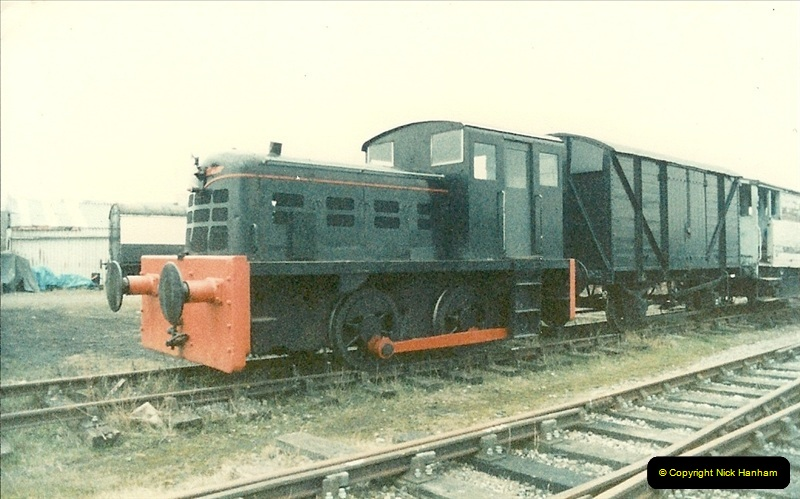 1988-04-20 The Gloucestershire & Warwickshire, Railway @ Toddington (3)003