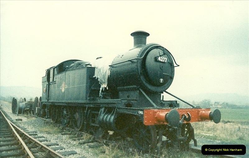 1988-04-20 The Gloucestershire & Warwickshire, Railway @ Toddington (5)005