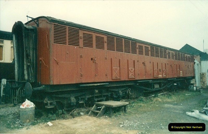 1988-04-20 The Gloucestershire & Warwickshire, Railway @ Toddington (6)006