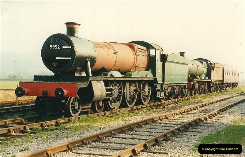 1989-03-31 The Gloucestershire & Warwickshire Railway.  (1)007