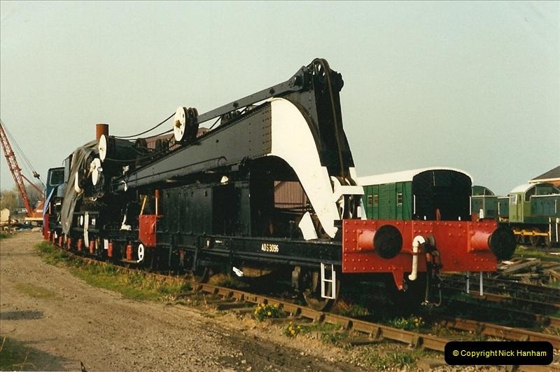 1989-03-31 The Gloucestershire & Warwickshire Railway.  (2)008