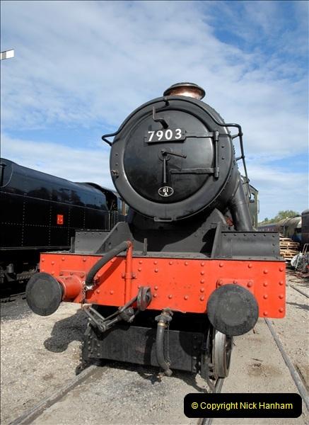 2011-08-19 Gloucestershire & Warwickshire Railway.  (100)110