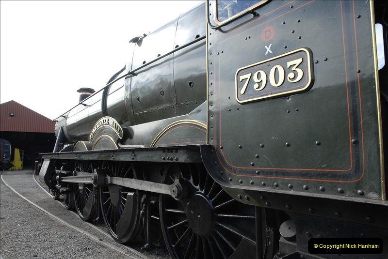 2011-08-19 Gloucestershire & Warwickshire Railway.  (110)120