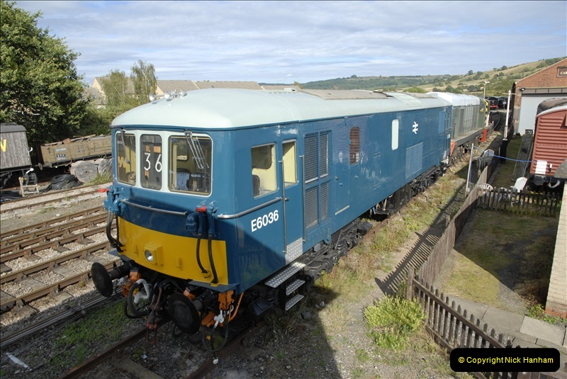 2011-08-19 Gloucestershire & Warwickshire Railway.  (112)122