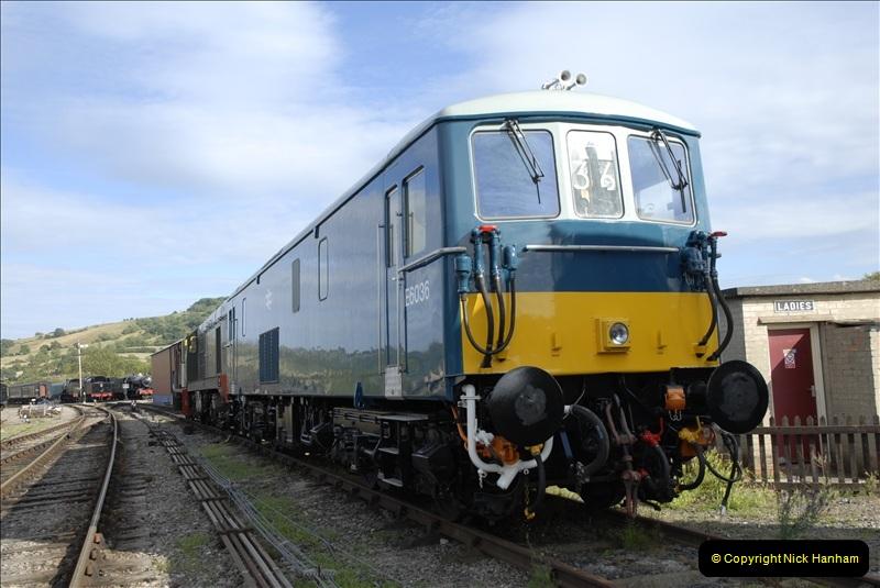2011-08-19 Gloucestershire & Warwickshire Railway.  (113)123