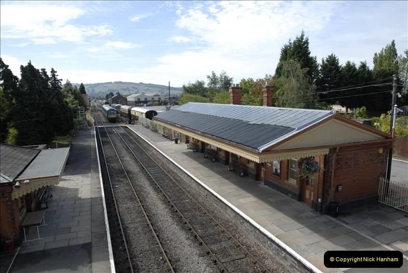 2011-08-19 Gloucestershire & Warwickshire Railway.  (47)057
