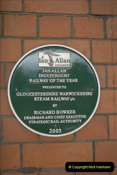 2011-08-19 Gloucestershire & Warwickshire Railway.  (5)015