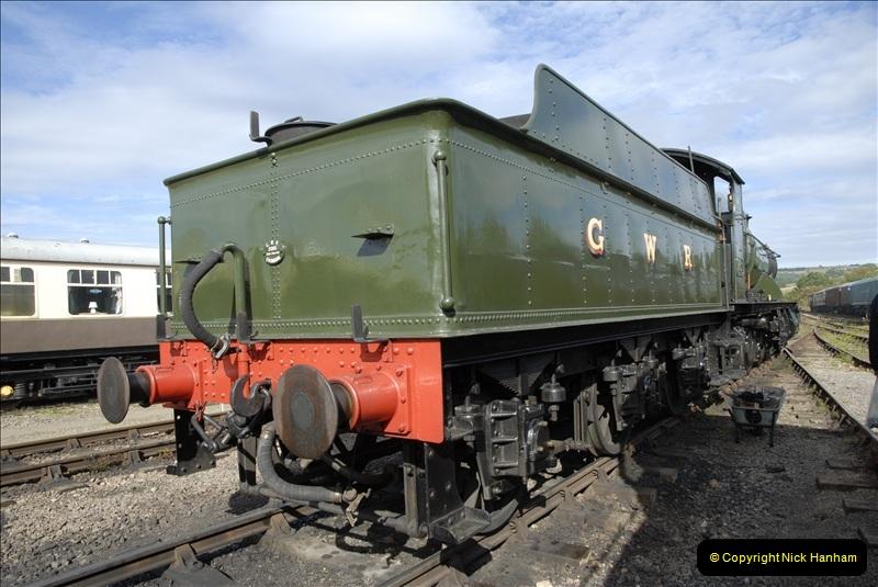 2011-08-19 Gloucestershire & Warwickshire Railway.  (72)082