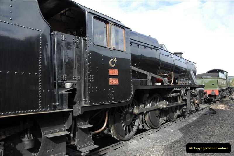 2011-08-19 Gloucestershire & Warwickshire Railway.  (82)092
