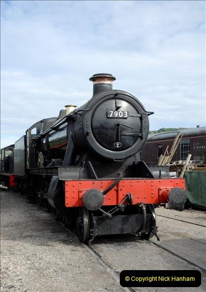 2011-08-19 Gloucestershire & Warwickshire Railway.  (98)108