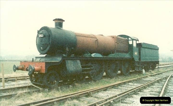 1988-04-20 The Gloucestershire & Warwickshire, Railway @ Toddington (4)004