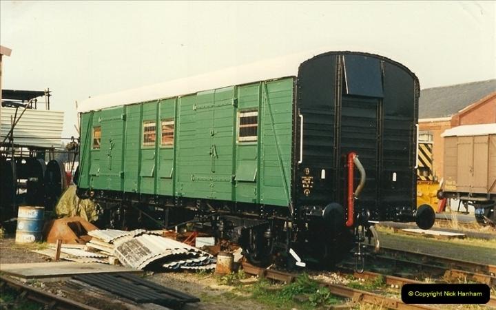 1989-03-31 The Gloucestershire & Warwickshire Railway.  (3)009