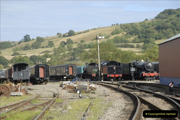 2011-08-19 Gloucestershire & Warwickshire Railway.  (115)125