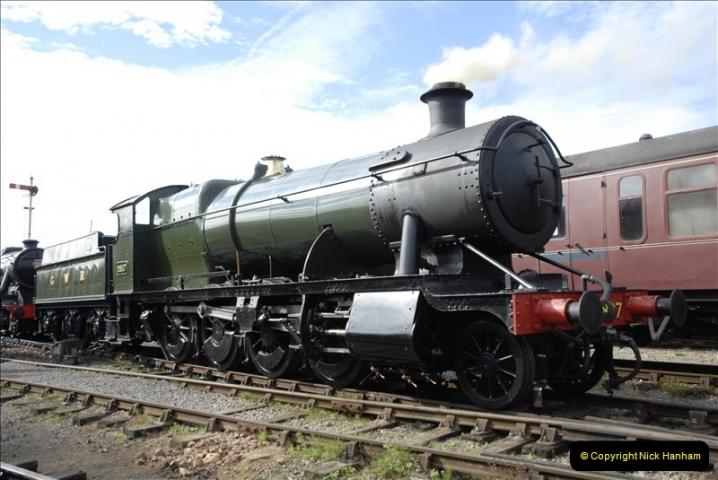 2011-08-19 Gloucestershire & Warwickshire Railway.  (64)074