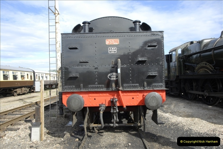 2011-08-19 Gloucestershire & Warwickshire Railway.  (96)106