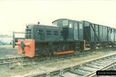 1988-04-20 The Gloucestershire & Warwickshire, Railway @ Toddington (3)003