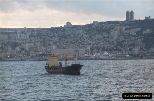 MV Discovery Eastern Med. Cruise Haifa 05 November 2011